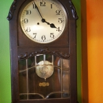 นาฬิกา2ลานkinnzle(ไม่ตียี่ห้อ)รหัส3758wc4