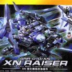 HG 1/144 XN Raiser Gundam OO Conversion kit [TT]