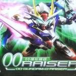 SD (322) 00 Raiser / OO Gundam + O Raiser