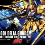 HGUC (136) 1/144 MSN-001 Delta Gundam