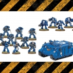 Space Marine bundle set