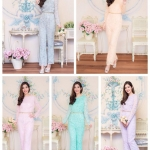 Splendid Pastel long-sleeve Lace JS เหลือ 2 สีค่ะ