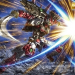 MG Sengoku Astray Gundam