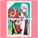 VG Official PROMO Card Sleeve : Chrono Shindou and Kouji Ibuki 53ct.