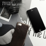 Zenus : Estime Genuine Cow Leather Bar Type Cover Case For Apple iPhone 5