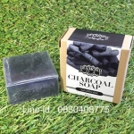 สบู่ถ่านไม้ไผ่ชาร์โคล์ Charcoal Soap