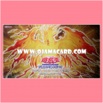 Yu-Gi-Oh! OCG Playmat / Duel Field - Asia Convention Exclusive: The Winged Dragon of Ra - Immortal Phoenix
