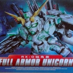 SD (390) Full Armor Unicorn Gundam