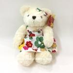 ตุ๊กตาหมี ขนาด 10 นิ้ว Anee park