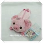 กระเป๋าดินสอ San-X Piggy Girl หมูน้อยน่ารัก