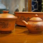 ชุดกาน้ำชาจีนพร้อมแท่นรอง รหัส 29757tp