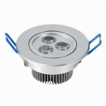 LED Downlight 3W - กลม