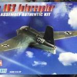 1/72 Me-163 Interceptor
