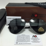 แว่น ao skymaster aviator (china) ดำ 59-14