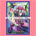 VG Sleeve Collection Mini Vol.201 : Mist Phantasm Pirate King, Nightrose 60ct.