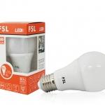หลอดปิงปอง LED Bulb FSL 10w Dim