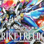 MG 1/100 (04B) Strike Freedom Extra Finish