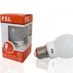 หลอดปิงปอง LED Bulb FSL 3w