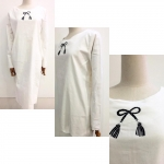 JapaneseStyle --Basic White Dress