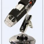 DM03-กล้องจุลทรรศน์ดิจิตอล usb (USB Digital Microscope) 2M pixels ขยาย 25 - 400 เท่า