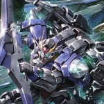 HG 1/144 XN Raiser Gundam OO Conversion kit (Hobby Japan)