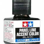 Panel Line Accent Color [Black]