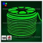 ไฟLED Neon flex 2835 กันน้ำ IP65 100เมตร แสงเขียว