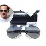 แว่นกันแดด ic berlin model M0132 Peari 61-14 <ดำ>