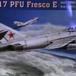 1/48 Mig-17 PFU Fresco E [Hobby Boss]