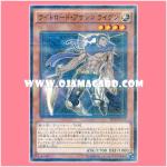 SR02-JP022 : Raiden, Hand of the Lightsworn / Lightlord Assassin Raiden (Normal Parallel Rare)