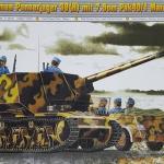 1/35 German Panzerjager 39(H) mit 7.5cm Pak40/1 Marder I [Trumpeter]
