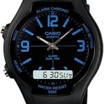 นาฬิกาข้อมือ คาสิโอ Casio Standard รุ่น AW-90H-2BVDF
