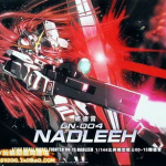 HG OO (15) 1/144 GN-004 Gundam Nadleeh