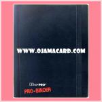 Ultra•Pro PRO-Binder 4-Pocket - Black