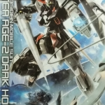 MG 1/100 (6614) Fighter AGE-2 Dark Hound [Daban]