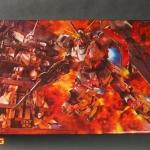 MG 1/100 (6636) RX-0 Unicorn + MS CAGE [Daban]
