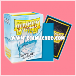 Dragon Shield Standard Size Card Sleeves - Sky Blue • Matte 100ct.