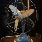 พัดลมโบราณ marelli italy รหัส 13860ml