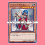17SP-JP003 : Amazoness Queen (Common)
