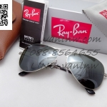 Ray Ban Aviator Flat Metal RB3513 154/6g 58/15 3n
