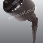 โคมไฟปักพื้น,โคมฝังพื้น SL-12-5566-BK