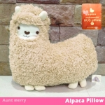 อัลปาก้า alpaca mokomoko สีขาว ถอดขนได้ มีกลิ่นหอม