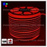 ไฟLED Neon flex 2835 กันน้ำ IP65 100เมตร แสงแดง