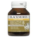 Blackmores Exec B 60 เม็ด บำรุงสมอง ลดความเครียด เหมาะสำหรับผู้บริหาร ผู้ที่ต้องใช้สมอง