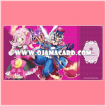 VG Fighter's Rubber Play Mat Collection Vol.25 - Luna Yumizuki & Masked Magician, Harri