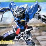 HG OO (01) 1/144 GN-001 Gundam Exia