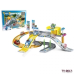 TY-0017 Poli Parking Base - PlaySet
