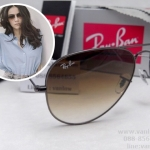 RB 3025 AVIATOR LARGE METAL 004/51 58-14 2N <ชาเฟด>