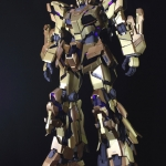 PG 1/60 Unicorn Gundam 03 Phenex + ชุดไฟ LED Unit for PG RX-0 Unicorn Gundam [Daban]