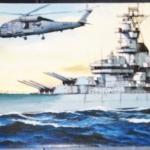 30cm. USS IOWA